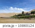 砂漠 敦煌 春の写真 10860124