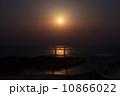 満月と鳥居 10866022
