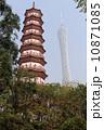 赤崗塔と広州塔 10871085