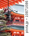 京都・釣り灯篭 10871086