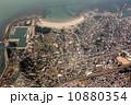 空撮 象潟 にかほ市の写真 10880354