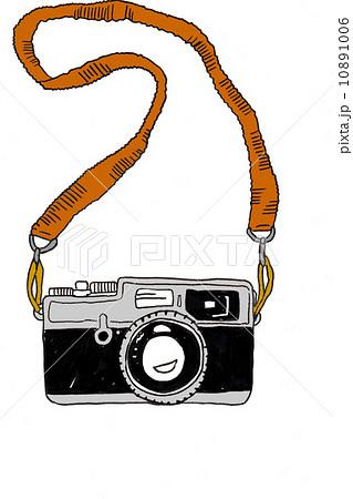 カメラのイラスト素材 10891006 Pixta