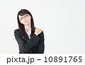 ビジネスウーマン 肩こり 人物の写真 10891765