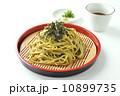 麺類 ざるそば 茶そばの写真 10899735