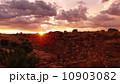 ウパキ国定公園 01 古代インディアンの遺跡 10903082