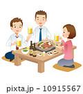 飲み会 人物 女性のイラスト 10915567
