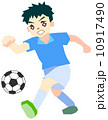 サッカー少年 10917490