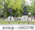 桶狭間古戦場 近世の曙 銅像の写真 10923786