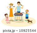 家族でBBQ 10925544