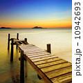 孤独 アジア アジア圏の写真 10942693