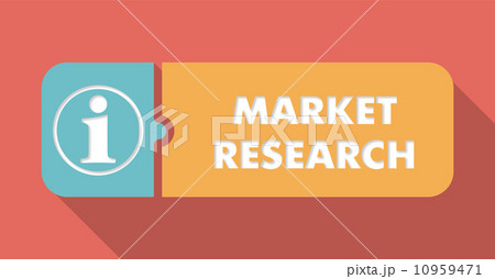 Market Research on Scarlet in Flat Design. 10959471