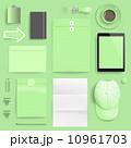 アイデンティティー ブランディング ブランドのイラスト 10961703