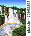 イグアスの滝(縦) 10968898