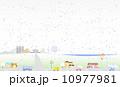 冬の街 10977981