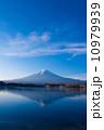 Mt Fuji in aumtumn, Japan 10979939