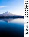 Fuji mountain in autumn, Japan 10979941