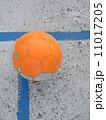 サッカーボール 古い 古びたの写真 11017205