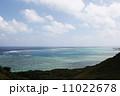 最北端 海 石垣島の写真 11022678