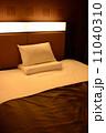 寝床 布団 枕の写真 11040310