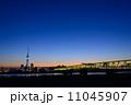 荒川 スカイツリー 東京スカイツリーの写真 11045907