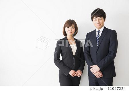 ビジネス男女 11047224