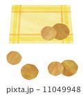 じゃがいも 野菜 食材のイラスト 11049948