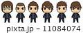 男子学生(茶髪) 11084074