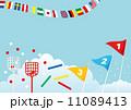 運動会,体育祭イメージ-1 11089413