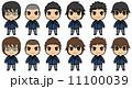 男子学生 11100039