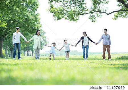 三世代家族イメージ 11107059