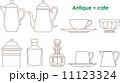 カフェ食器手書き風 11123324