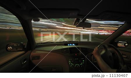 運転席からの景色 11130407