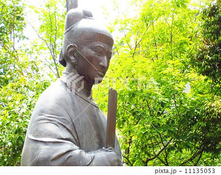 哲学堂公園の聖徳太子像 11135053