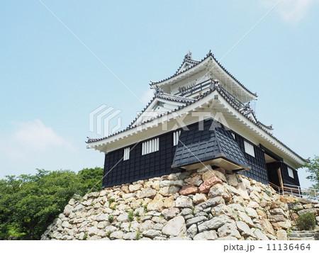 徳川家康が築いた出世城、浜松城 11136464