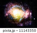 星雲 ギャラクシー 銀河のイラスト 11143350