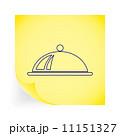 ベクター ディナー 料理のイラスト 11151327