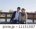 夫婦 カップル 人物の写真 11151387