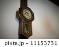 古時計 掛け時計 掛時計の写真 11153731