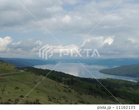 美幌峠と屈斜路湖 11162135