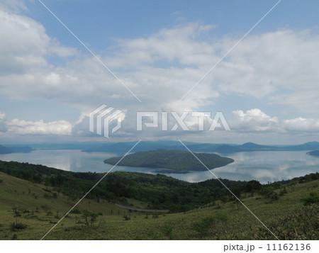 美幌峠と屈斜路湖 11162136