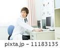 白衣 医療スタッフ 男性の写真 11183135