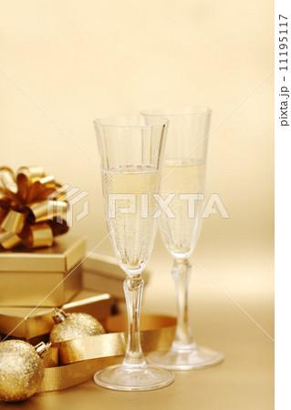 christmas backgroundの写真素材 [11195117] - PIXTA