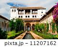 グラナダ アルハンブラ宮殿 スペインの写真 11207162