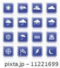 気象 ウォーター 天気のイラスト 11221699