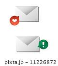 メール 手紙 封筒 11226872