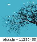 枝 動物 ベクタのイラスト 11230465