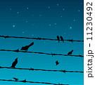 動物 鳥 翼のイラスト 11230492