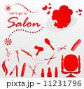シャンプー 洗髪剤 サロンのイラスト 11231796