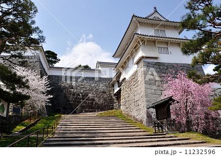 春の二本松城 11232596