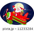 プレゼント 贈り物 航空機のイラスト 11233284